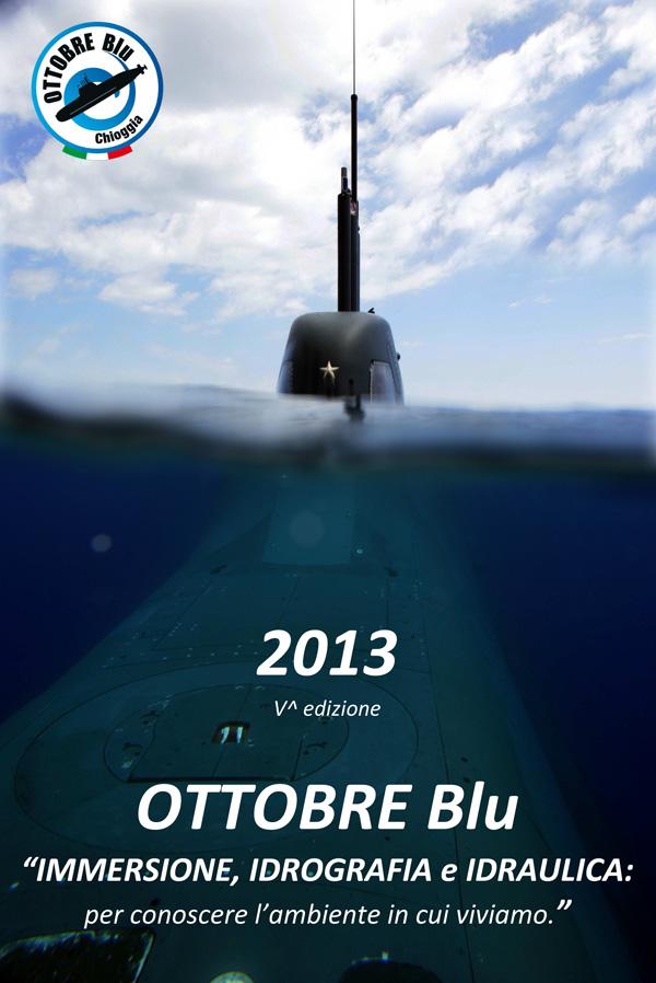 Ottobre Blu 2013