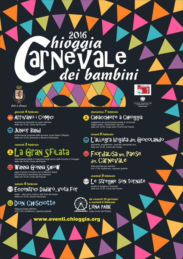 Carnevale a Chioggia