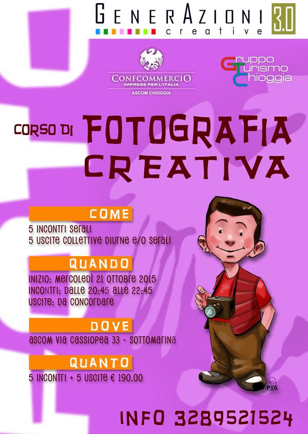corso di fotografia creativa